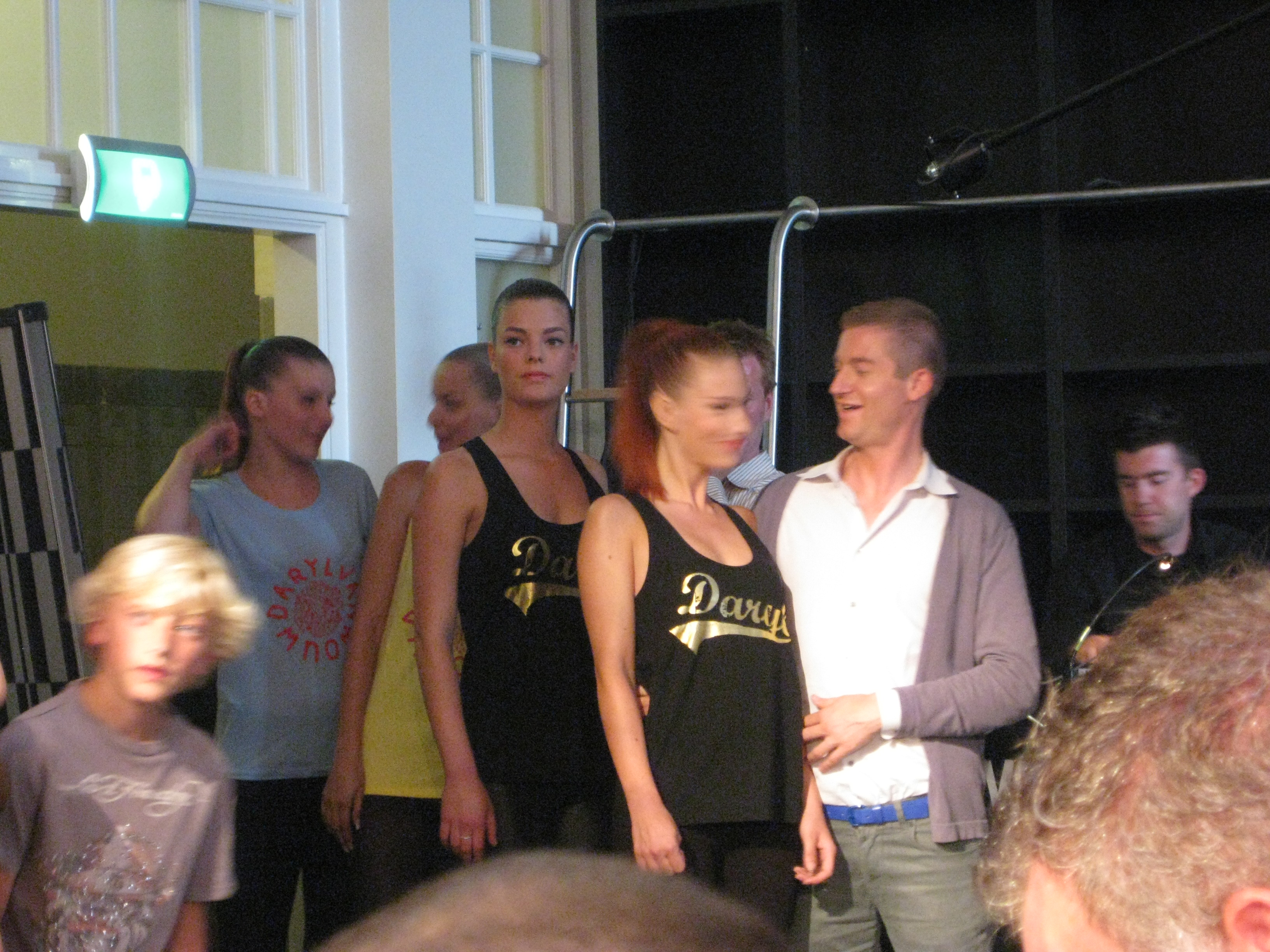 Who will be Benelux Next Topmodel?
