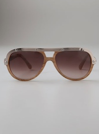 Catch of the day: Lanvin framed aviators