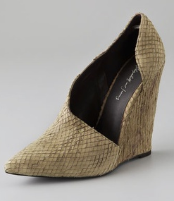 Catch of the day: Elisabeth & James wedges