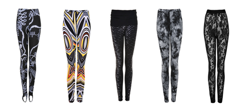 Do the legging!