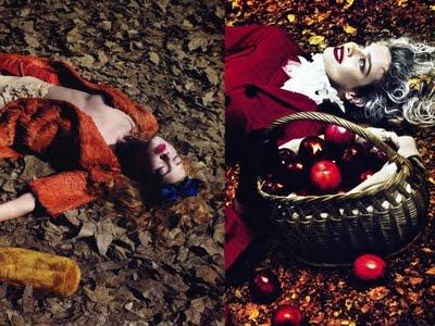 Vogue versus W Magazine
