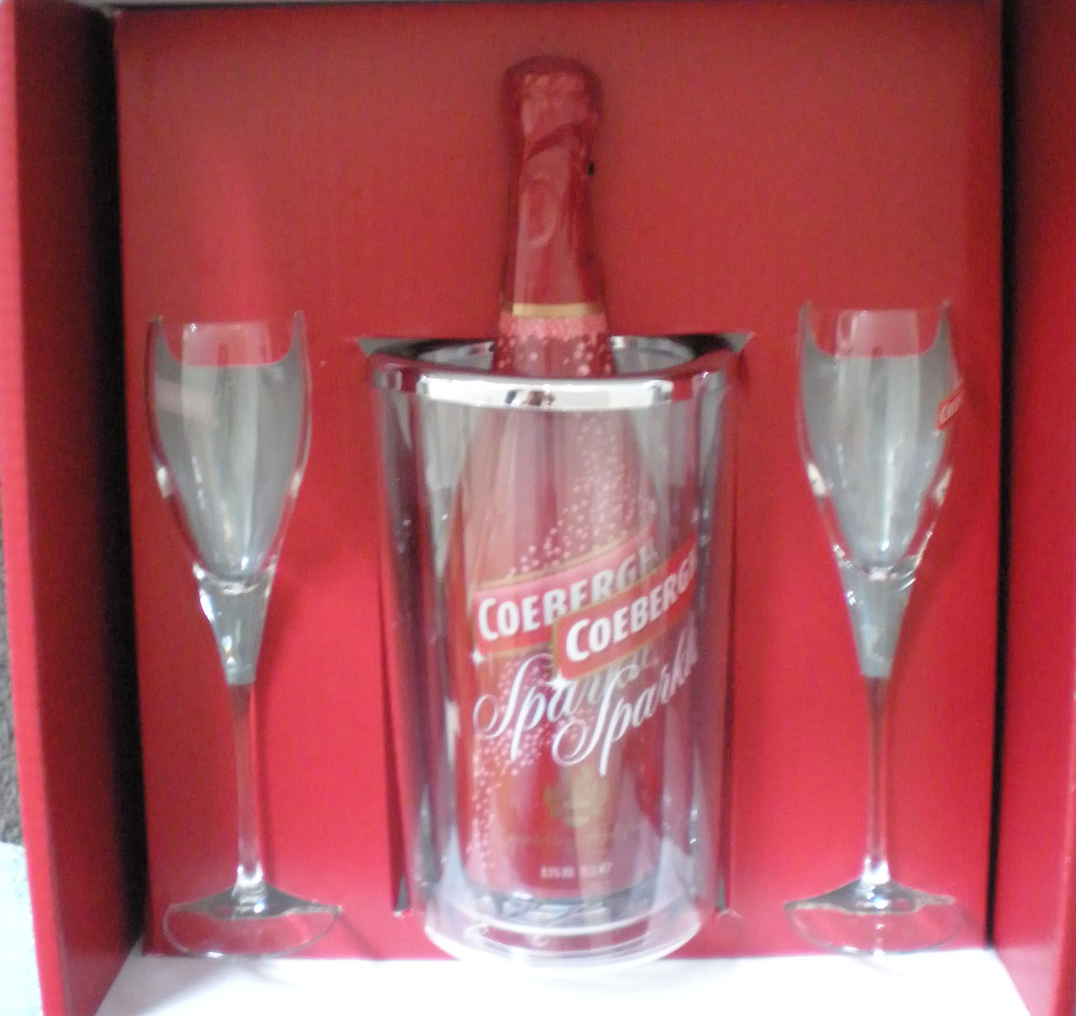 Cheers! With Coebergh Sparkle