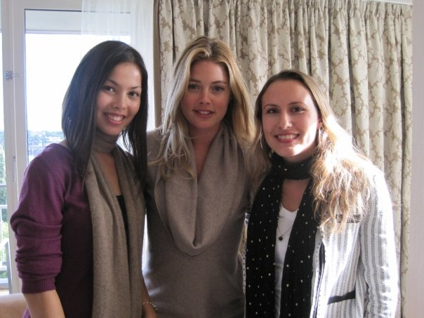 We interviewed Doutzen Kroes!
