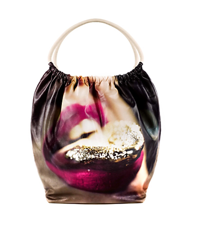 Catch of the Day: Printed Bag