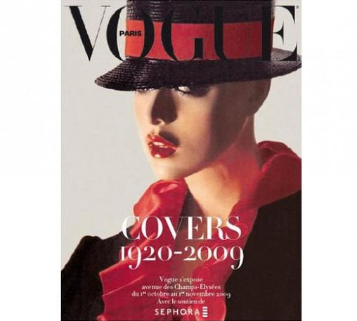 Vogue Covers exposition @ Champs Elysées