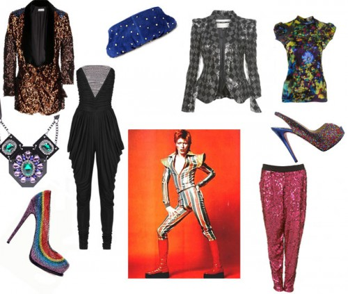 Catch(es) of the day: The Ziggy Stardust Look