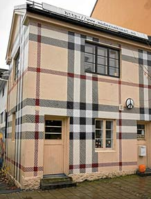 Your house in Burberry-style?