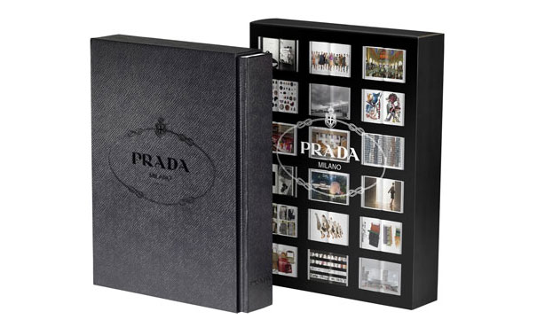 Now available: The book of Prada