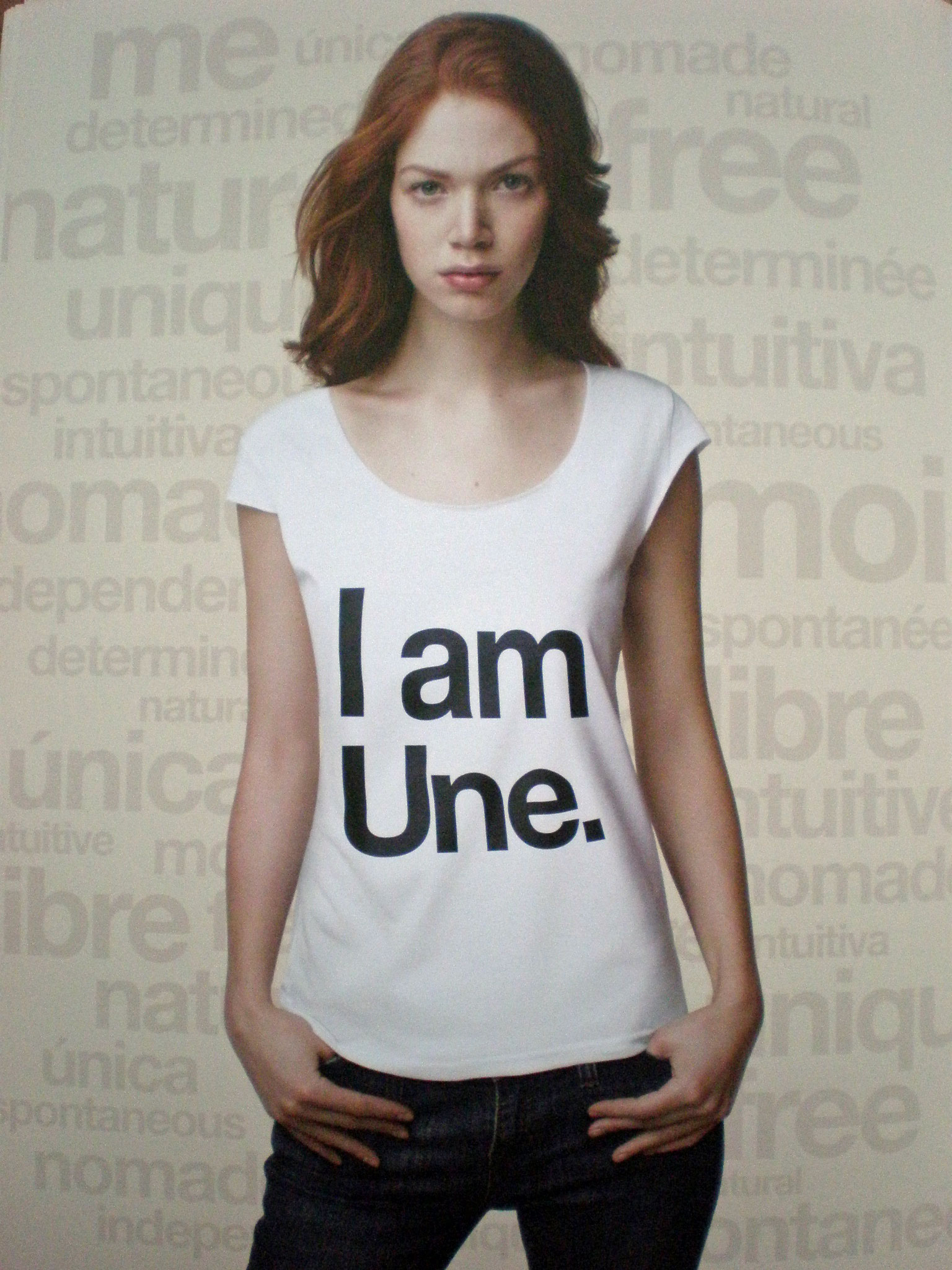 We like the 'Eco' make-up brand from Bourjois: UNE