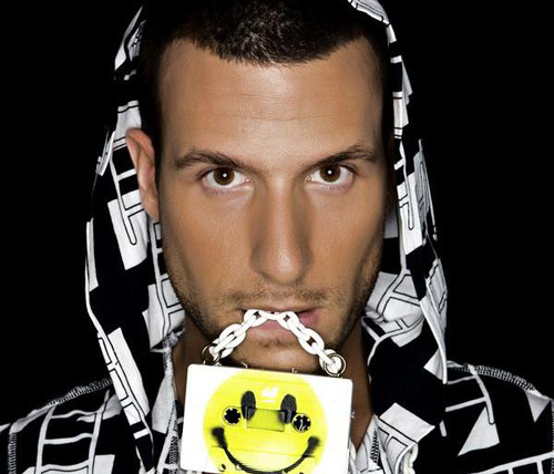 About fashion and stuff…with DJ Don Diablo