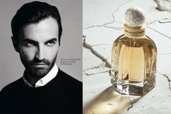 Nicholas Ghesquière has a weird sense of scent…