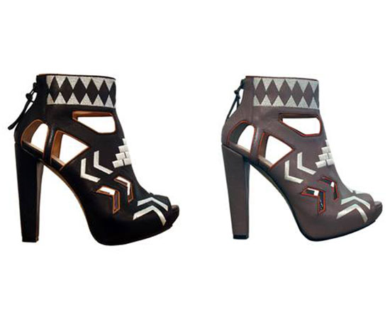 Sneak preview: House of Harlow 1960 Footwear