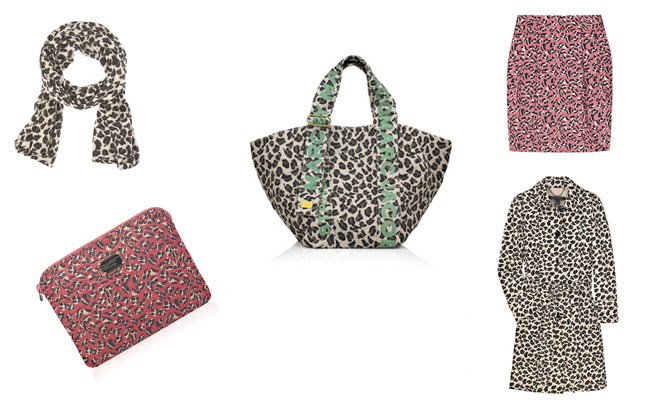 Catch(es) of the day: Into the urban jungle with Marc by Marc Jacobs