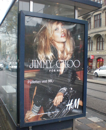 H&M X Jimmy Choo: Silence before the storm