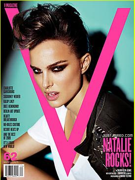 Wow! Natalie Portman for V magazine