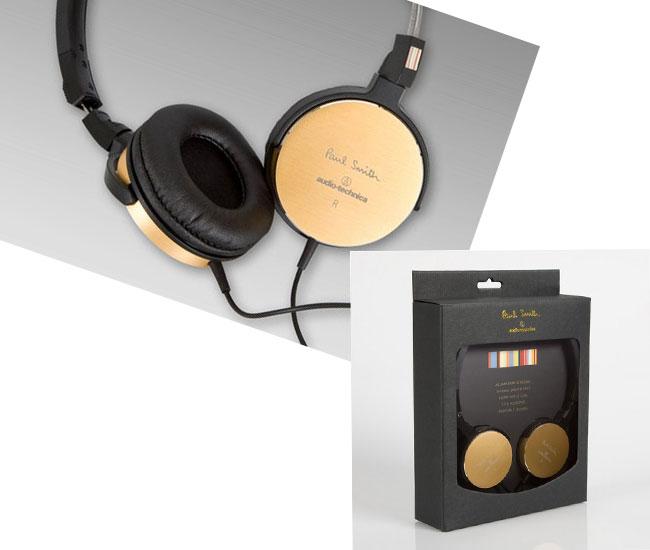 Catch of the day: Paul Smith headphones