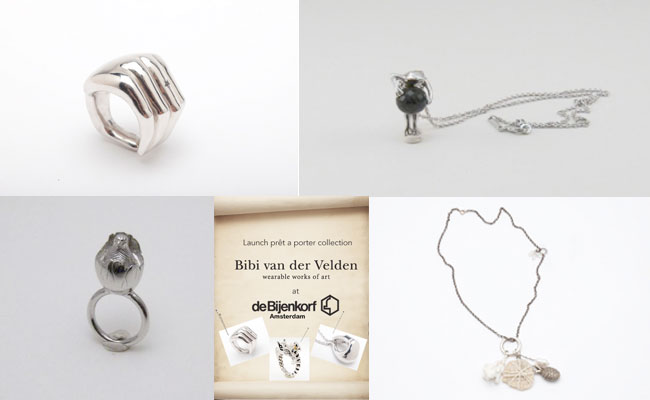 Supporting our local designers: Bibi van der Velden @ de Bijenkorf