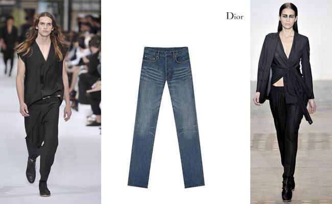 Dior Homme or…Femme?