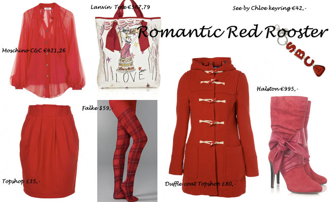 X-Mas wishlist: Red