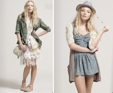 Preview: River Island Spring Collection 2010