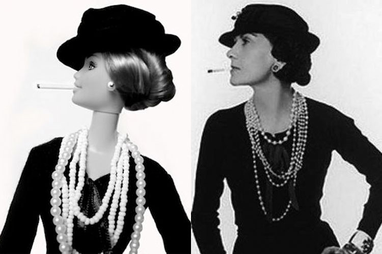 Barbie X Coco Chanel