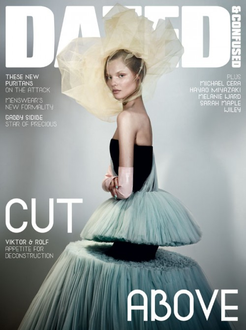 Love this Dazed & Confused covershoot
