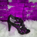 Winter wonder land high heel by Chifff