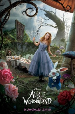Boycot on Alice in Wonderland