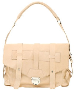 Catch of the day: Asos satchel in nude