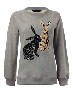 Catch of the day: Bad Bunny sweatshirt