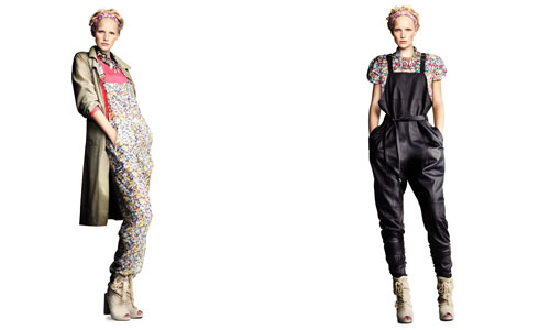 Hit or Miss? The comeback of the dungarees…