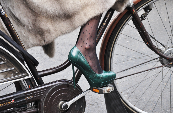Digitalistic: Ride your bike in style