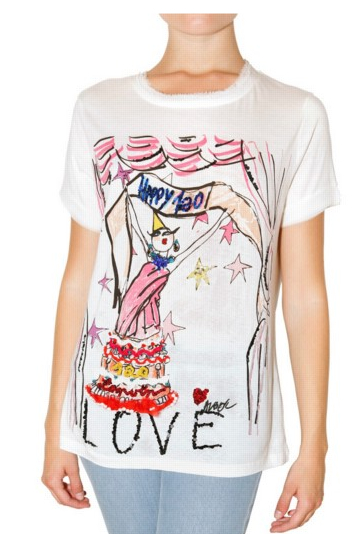 Catch of the day: Lanvin tee