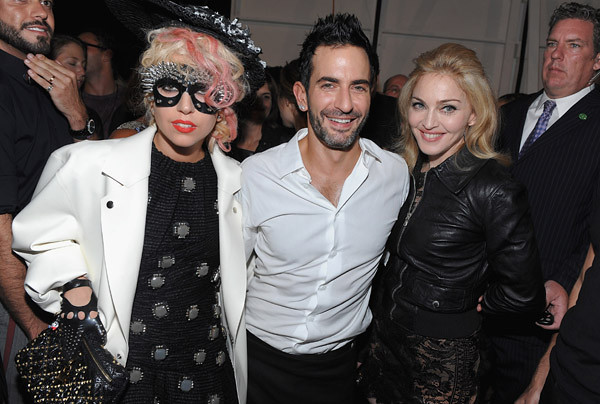 No more celebrities for Marc Jacobs!