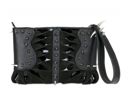 Catch of the day: Spikey clutch from Louboutin