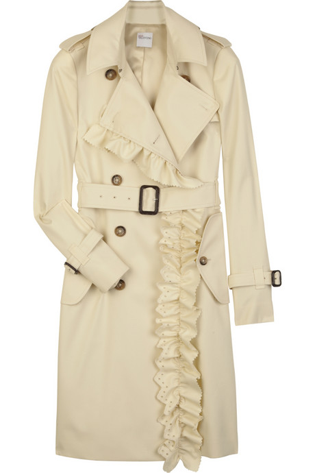 Catch of the day: Valentino trench