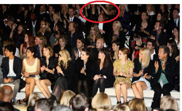 The  (expensive!) secrets of the front-row