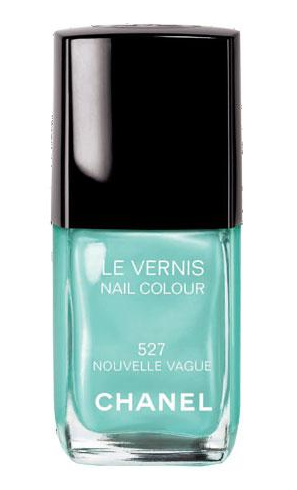 Catch of the Day: Nouvelle Vague nailpolish by Chanel