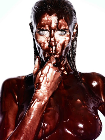 Digitalistic Expo: Rankin's 'Eat me Naked'