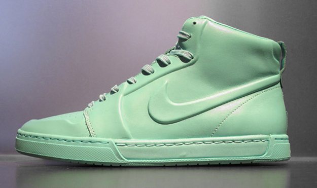 Digitalista M. likes: mint colored sneakers from Nike