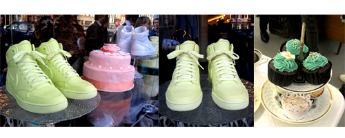 The Digitalistas @ the Nike Air Royalty Macaroon launch