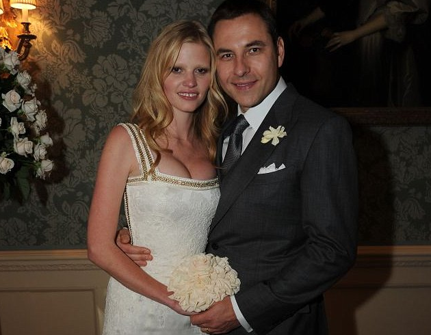 Introducing: Mr and Mrs Walliams