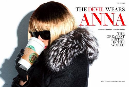 If Anna Wintour was a man…
