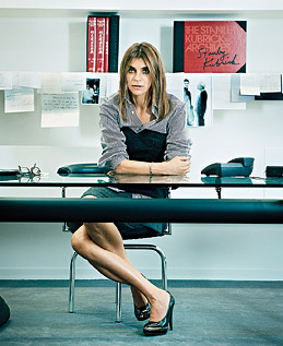 Quote of the day: Carine Roitfeld on internet