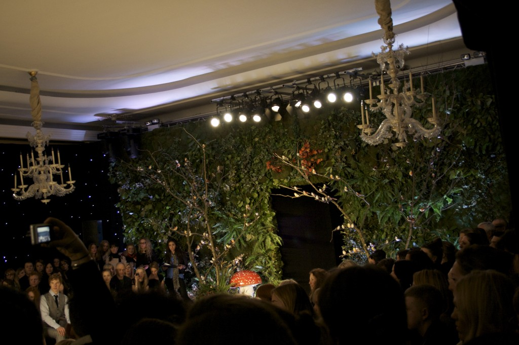 Mulberry @ LFW