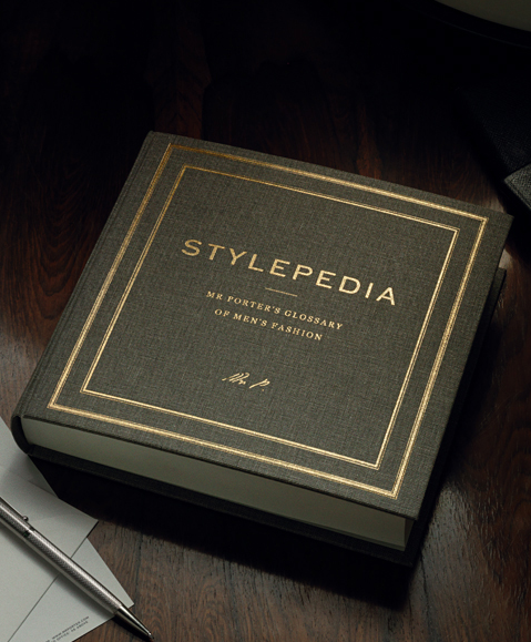Mr. Porter's Stylepedia
