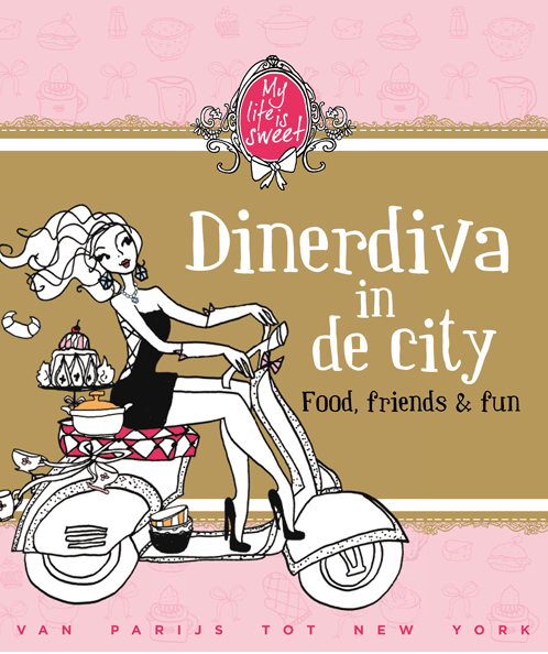 Digitalistic book: Diner Diva