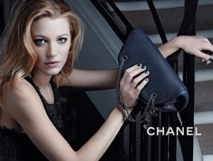Digitalistic video: Backstage shoot Blake Lively for Chanel