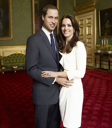 Kate Middleton is spoiled
