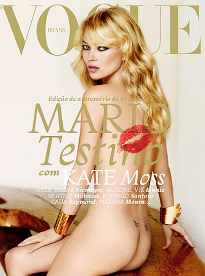 Kate Moss goes Brazilian sexy